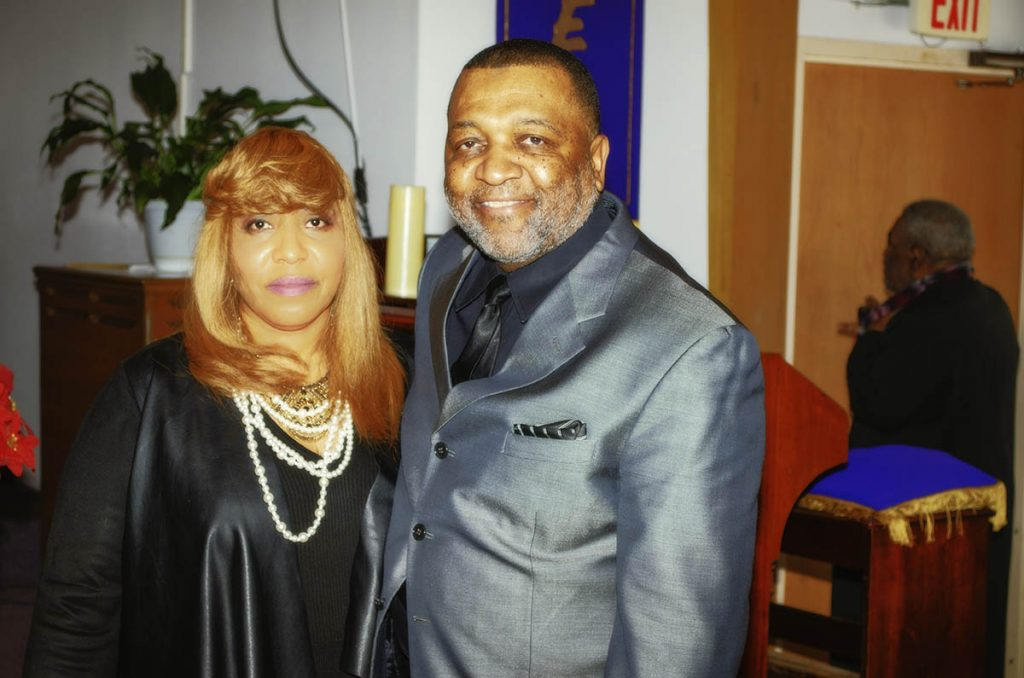 Pastor & First Lady Sullivan-Wade