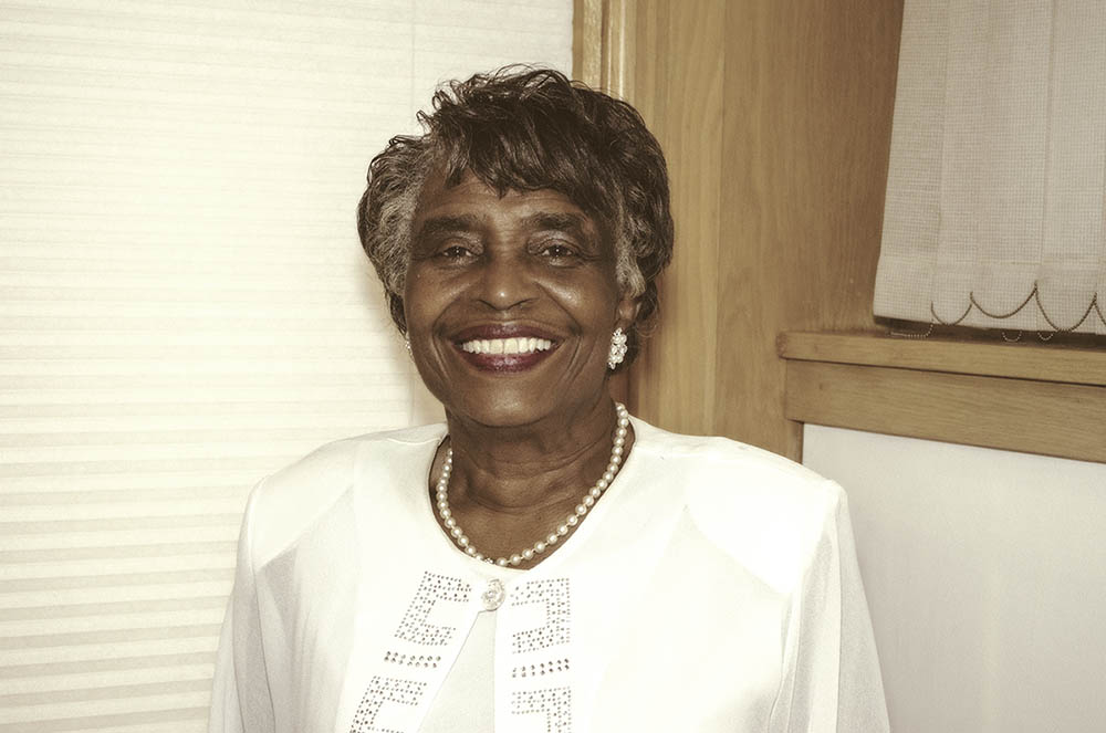 Sis. Betty Johnson